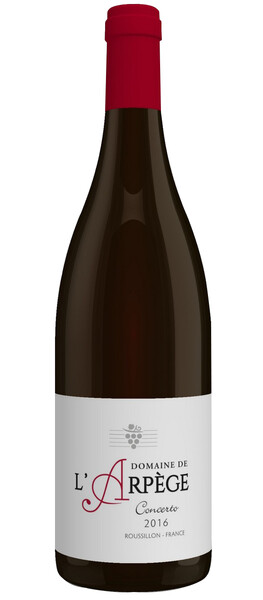 Res Fortes Wines - concerto - Rouge - 2016