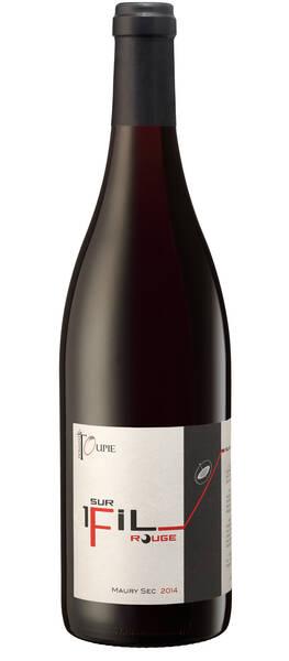 Domaine La Toupie - Sur un fil rouge
