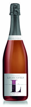 Cuvée ROSE COROLLE - Brut Rosé