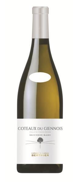 Vignobles Berthier - coteaux du giennois  - clement & florian - Blanc - 2019