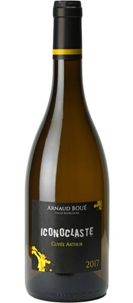 Maison Arnaud Boué - iconoclaste - cuvée arthur - Blanc - 2017
