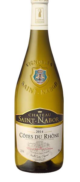 Château Saint Nabor - tradition - Blanc - 2018