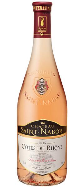 Château Saint Nabor - tradition - Rosé - 2019