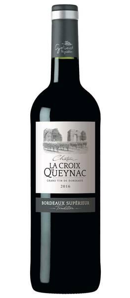 EARL VIGNOBLES GABARD - Château La Croix de Queynac Tradition - Rouge - 2016