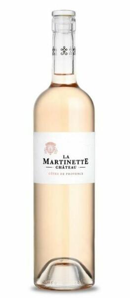4005 Chemin de la Martinette - château - Rosé - 2020