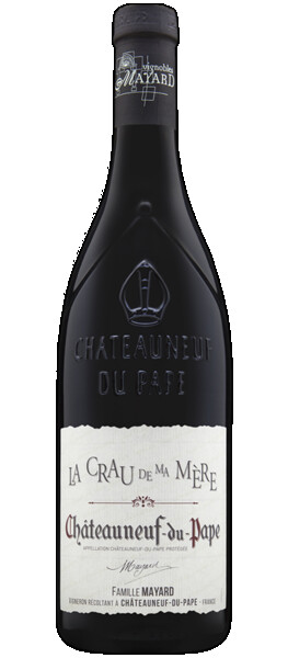 Vignobles Mayard - la crau de ma mère - Rouge - 2018