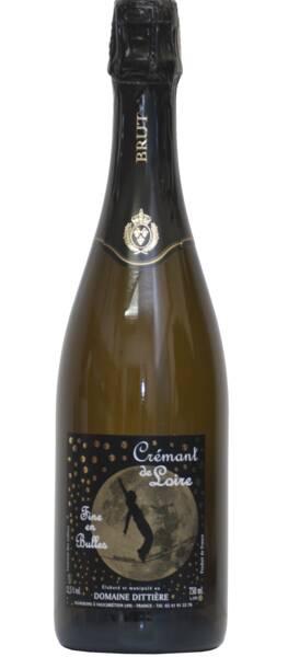 Domaine Dittière - fine en bulles - Pétillant