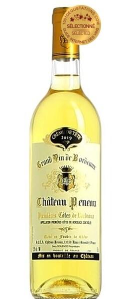 Château Peneau - crème de tête - Liquoreux - 2019