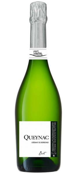 Vignobles GABARD EARL - crémant de bordeaux blanc queynac - Pétillant