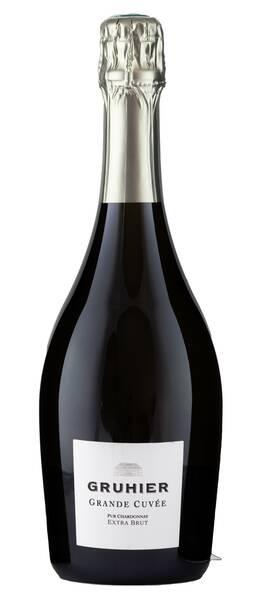 Domaine Dominique Gruhier - Crémant Bourgogne Grande Cuvée - Blanc