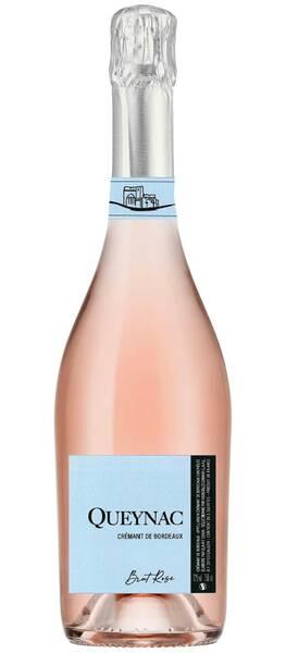 Vignobles GABARD EARL - crémant de bordeaux rosé queynac - Pétillant