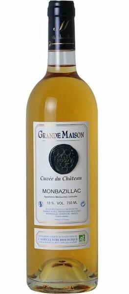Grande Maison - cuvée du château - Liquoreux - 2013