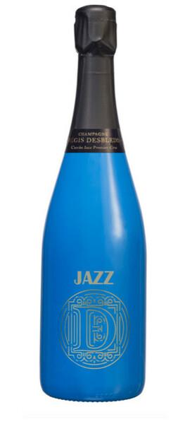 Champagne Régis Desbleds - cuvée jazz - brut 1 er cru - Blanc