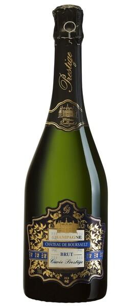 Champagne Château de Boursault - le prestige - Pétillant