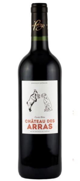 Château des Arras - cuvée rhéa - Rouge - 2018