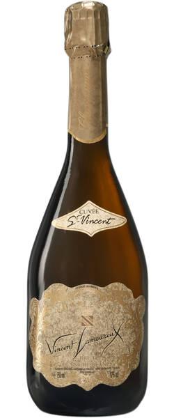 CHAMPAGNE VINCENT LAMOUREUX - cuvée saint - Pétillant