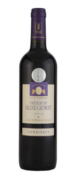 Château du Grand Caumont - cuvée tradition - Rouge - 2019