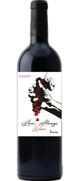 Domaine de la Dourbie - love always wins - Rouge