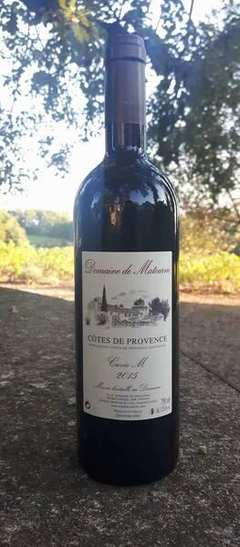 Domaine de Matourne - Cuvée M - Rouge - 2015