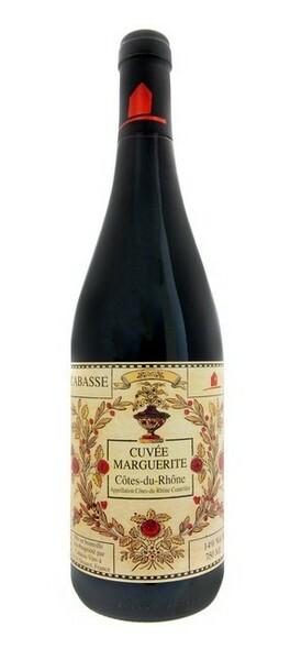 Domaine de Cabasse - marguerite - Rouge - 2018