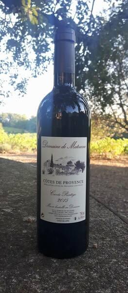 Domaine de Matourne - Cuvée Prestige - Rouge - 2015