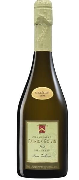 CHAMPAGNE PATRICK BOIVIN - cuvée tradition millesime - Pétillant - 1999
