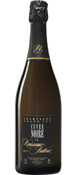 Champagne Rousseaux Batteux - Cuvée noire blanc de noirs grand cru