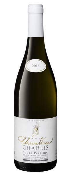Domaine Chevallier - prestige - Blanc - 2018