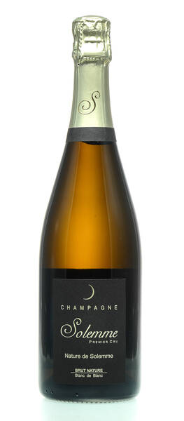 Champagne Solemme - nature de   brut nature 1er cru - Pétillant - 2013
