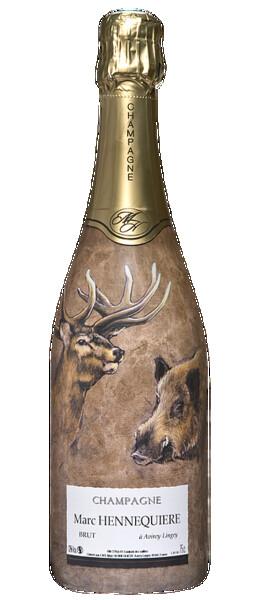 Champagne Marc HENNEQUIERE - chasse - Pétillant