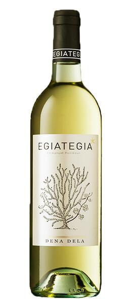 Egiategia - dena dela - Blanc