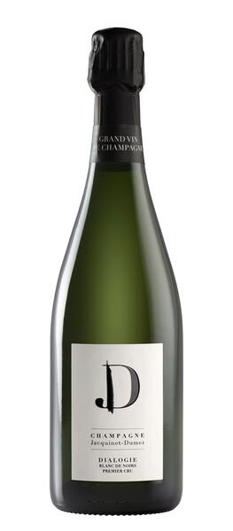 Champagne JACQUINET-DUMEZ - dialogie - blanc de noirs - brut - Pétillant