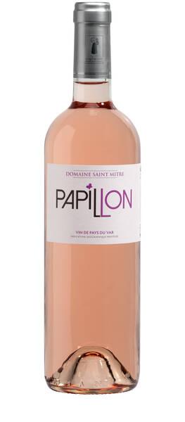 DOMAINE SAINT MITRE - papillon - Rosé - 2019