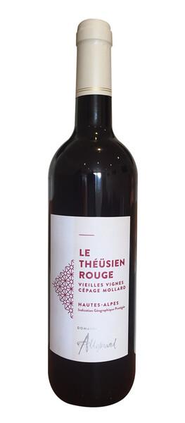 Domaine Allemand - le théüsien - Rouge - 2020