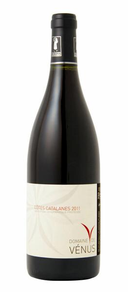Domaine de Vénus - vin de pays cotes catalanes - Rouge - 2018
