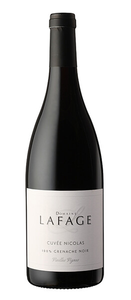 Domaine Lafage - Cuvée Nicolas - Rouge - 2018