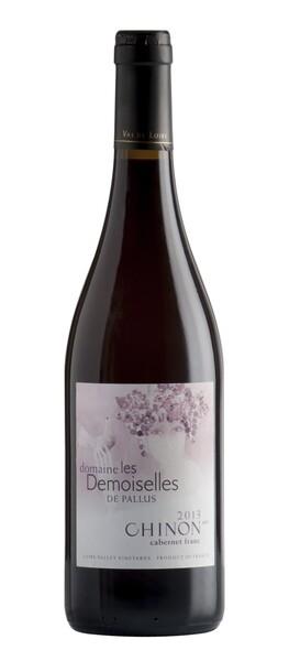 Les Demoiselles de Pallus - vieilles vignes - Rouge - 2015