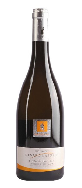 Domaine Menard Gaborit - ménard-gaborit - muscadet cuvée fût de chêne - Blanc - 2018