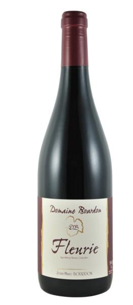 Domaine Bourdon - fleurie - Rouge - 2015