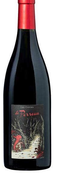 Domaine de Perreau - conte de  - cabernet franc - igp périgord - Rouge - 2019