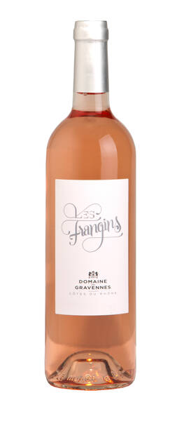 Domaine des Gravennes - les frangins - Rosé - 2020