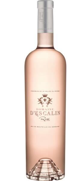 Vignobles Baron d'Escalin - domaine - Rosé - 2019