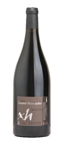 Domaine Grand Père Jules - aop plan de dieu - cuvée vielles vignes - Rouge - 2019