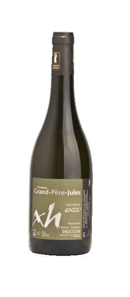 Domaine Grand Père Jules - igp vaucluse  - cuvée enzo - Blanc - 2017