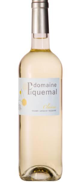 Domaine Piquemal - clarisse - Blanc - 2019