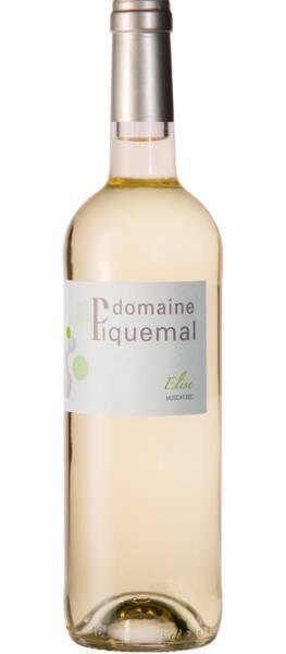 Domaine Piquemal - elise muscat sec - Blanc - 2020