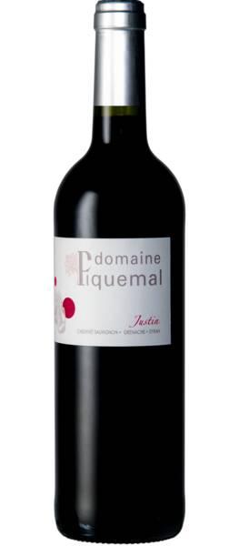 Domaine Piquemal - justin - Rouge - 2020
