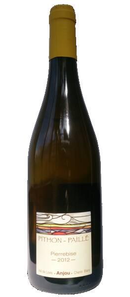 Pithon-Paillé - pierrebise - Blanc - 2015