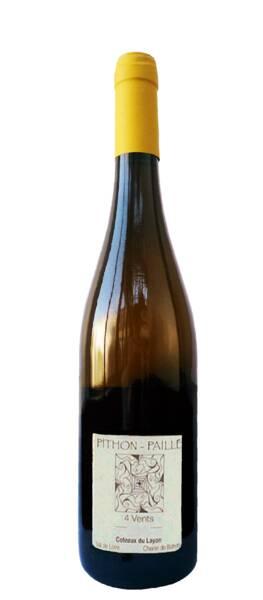 Pithon-Paillé - coteaux du layon cuvée les 4 vents - Liquoreux - 2016
