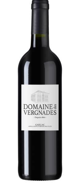 Domaine des Vergnades - cuvée - Rouge - 2017